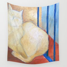 Cat Wall Tapestry