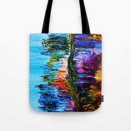 Siesta Lake Reflection Tote Bag