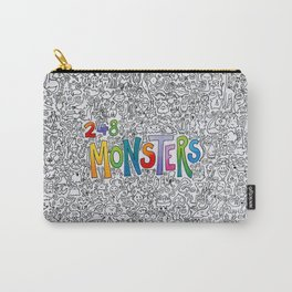 248 monsters Carry-All Pouch