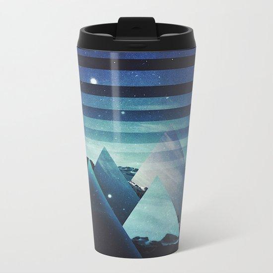 Fractions B06 Metal Travel Mug
