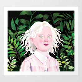 Suppression Art Print