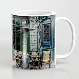 Paris Restaurant in the Marais Coffee Mug