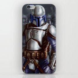 Bounty Hunter iPhone Skin