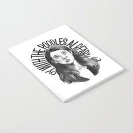 Lorelai Gilmore Notebook