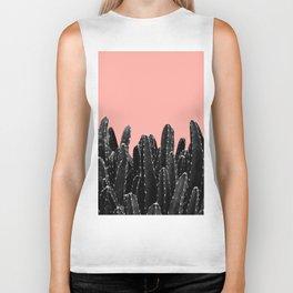 Black Cacti Dream #2 #minimal #decor #art #society6 Biker Tank