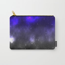 Blues Galaxy Carry-All Pouch