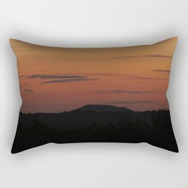 Somerset Sunset Rectangular Pillow