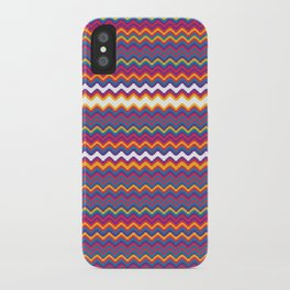 UFOlk 7 iPhone Case