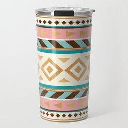 Pattern Tribal Travel Mug