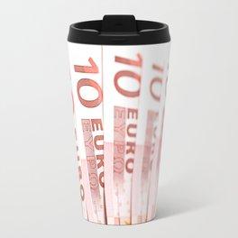 10 Euros Travel Mug