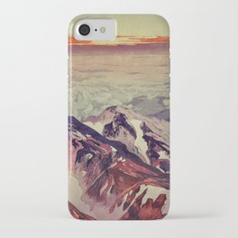 Victory the Climb iPhone Case