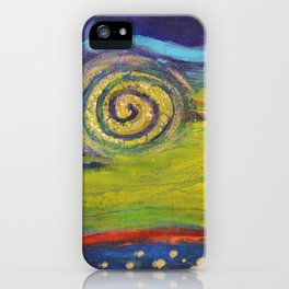 Inner Garden 2 iPhone Case
