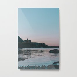 Prince of Wales Hotel, Waterton Metal Print