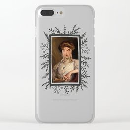 Cora Cthulhu Clear iPhone Case