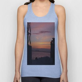 Sunset Unisex Tank Top