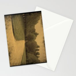 Sepia drive Stationery Cards