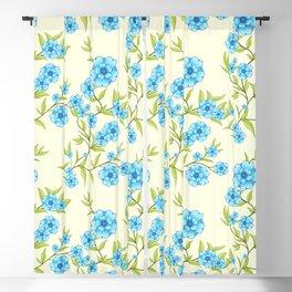 pattern flowers 0 Blackout Curtain