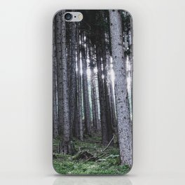 Fairest Forest iPhone Skin