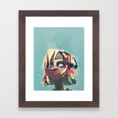 Borderlands - Tiny Tina Framed Art Print