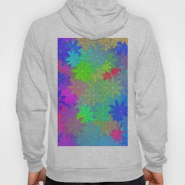 The silent of flowers ... Hoody