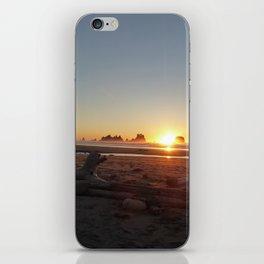 Washington Sunset iPhone Skin