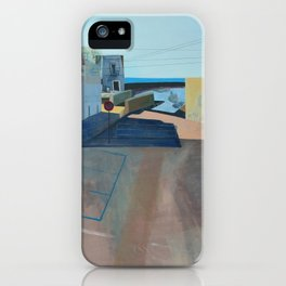Nisja, urban landscape 118 iPhone Case