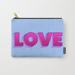 LOVE is a magic word Carry-All Pouch