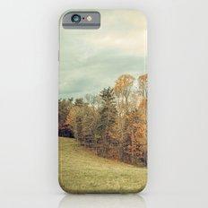 Autumn Landscape -- Blue Ridge Highlands Forest iPhone 6s Slim Case