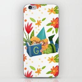Book Gnome iPhone Skin