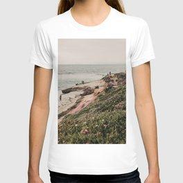 La Jolla Beach | Fine Art Travel Photography T-shirt
