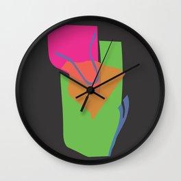 S H /\ P E Wall Clock