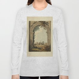 Ruins Of Rome Long Sleeve T-shirt
