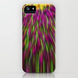 Tulip Glow iPhone Case