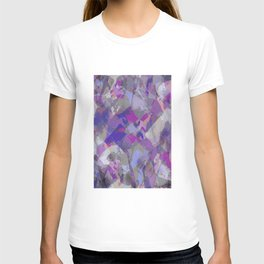 Moon Beam Abstract T-shirt