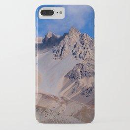 Scenery Yak Kharka to Thorung Phedi iPhone Case