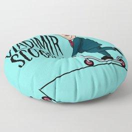 Vlad Scootin Floor Pillow