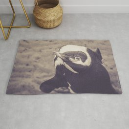 Adorable African Penguin Series 4 of 4 Rug