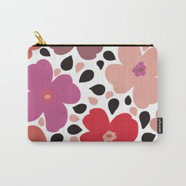 FLoral vibes Carry-All Pouch