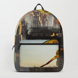 FROGZILLA! Backpack