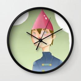 wirt Wall Clock