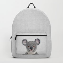 Baby Koala - Colorful Backpack
