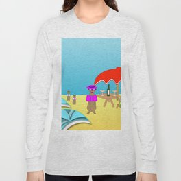 Meerly Living the Life Long Sleeve T-shirt