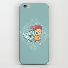 Best Friends Are Forever iPhone & iPod Skin