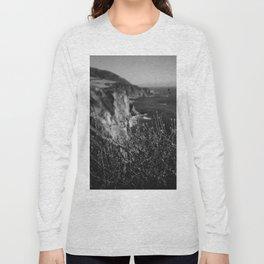 Big Sur Wild Flowers Long Sleeve T-shirt