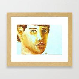 """Meet the Moderns """"Landon"""" Framed Art Print"""