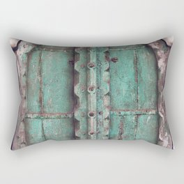 Doors Of Rajasthan Rectangular Pillow