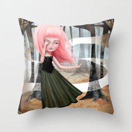 Dream Seeker Throw Pillow