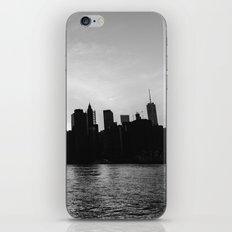 Manhattan IV iPhone & iPod Skin