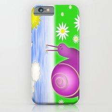 Snails Life iPhone 6s Slim Case
