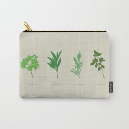 Scarborough Fair Carry-All Pouch